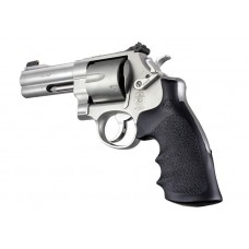 Hogue grepp S&W N stomme, Round to square