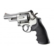 Hogue grepp S&W N stomme Square Butt